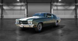SS Chevelle Exhaust System