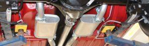 Gardner Exhaust Systems Header