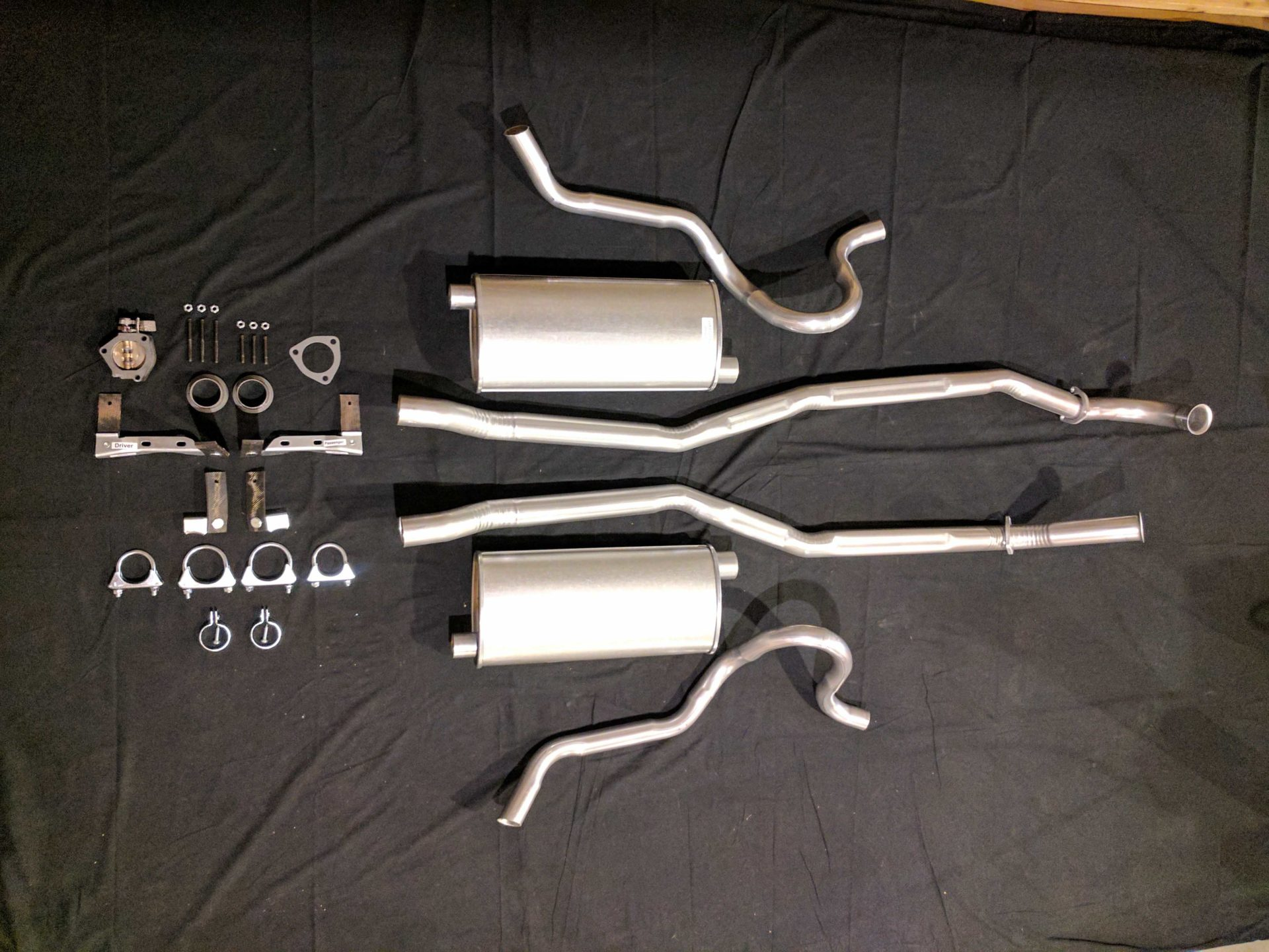 1969 El Camino Ss Exhaust System Kits Muscle Car Exhaust